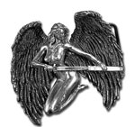 "Devanet Alchemy belt buckle  DEVB12 ""Archangel"""