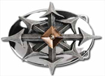 Alchemy belt buckle  B58 Chao Star
