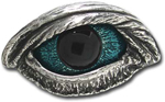 Alchemy belt buckle B83 The vultures eye