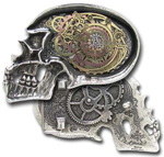 Alchemy belt buckles B85 Anima Machinato Futurus
