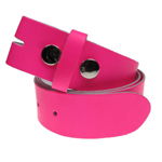 Devanet Alchemy Fuschia leather belt