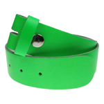 Devanet alchemy belt green leather