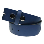 Devanet alchemy Blue leather belt
