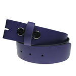 Devanet alchemy purple leather belt