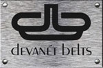 Devanet belts and buckles