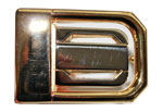 Devanet leather belt buckle 6001-30-50