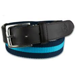 Canvas gofl belt