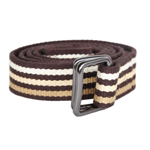 Square D ring golf belt