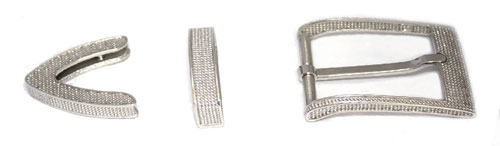 DVA3328-3329-3330-35 mm 925 sterling soilver buckle set