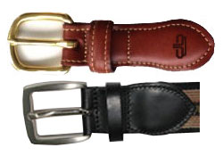 Leather Buckle Tabs