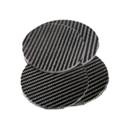 Carbon Fibre Coasters