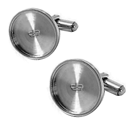 Sublimation cufflinks