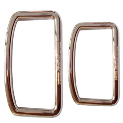 Square D Ring Buckle By Devanet