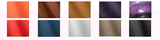 Devanet fringe belt colour options