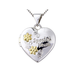 Special mum locket