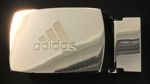 Adidas Custom made buckle