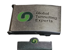 GTE Buckle with matched end tip