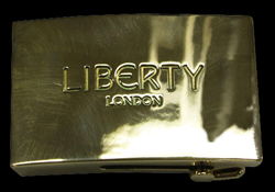 Corporate Buckle For Liberty London