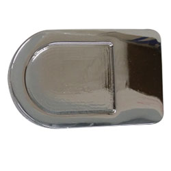 Z11967 Silver Sublimation Buckle