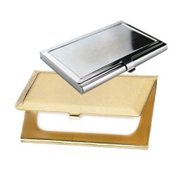 Business card holders for sublimation