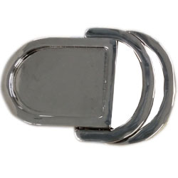 Z11966 Double D Ring Buckle