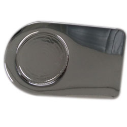 Z11968 Silver Sublimation Buckle