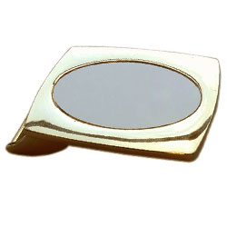Z11969 Gold Sublimation Buckle