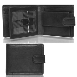 DV905 Black Wallet