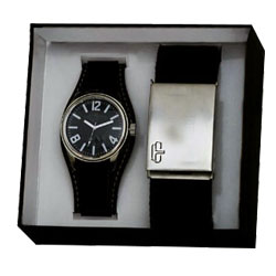 Watch-Belt Gift Box