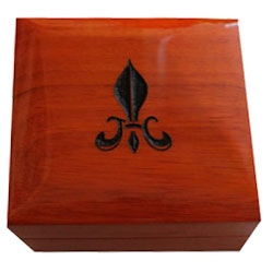 Devanet wooden belt box